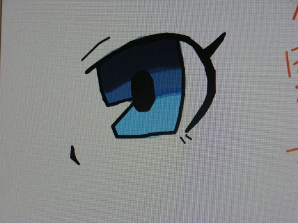 霧野蘭丸『目』